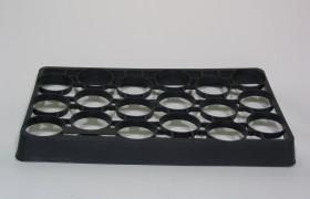Maratray 18 x 9 cm ZW