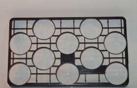 Maratray 10 x 13/12 cm ZW