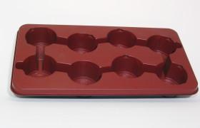 B-Tray 8x12 cm BG ZW
