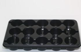 B-Tray 15x10.5 cm BG ZW