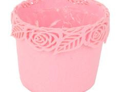 Pot Eden vilt ES10,5xH13cm licht roze