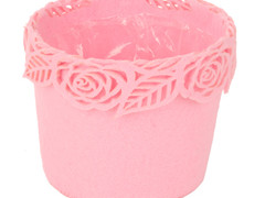 Pot Eden vilt ES12xH15cm licht roze