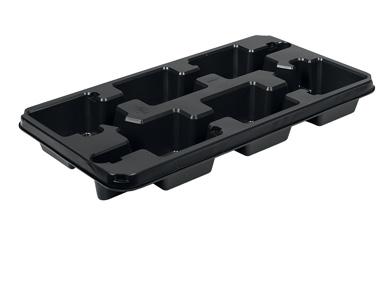 B-Tray 6x14cm