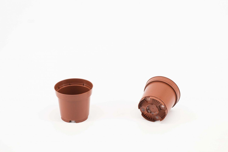 Pot 10,5 cm drainmax Terracotta