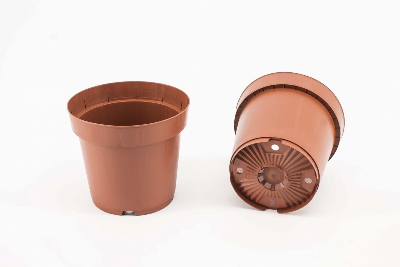 Pot 19 cm drainmax Terracotta