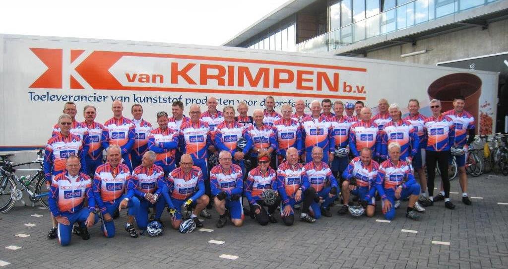 Wielervereniging Audax - Van Krimpen