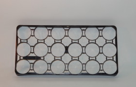 Maratray 18 x 9,5 cm ZW