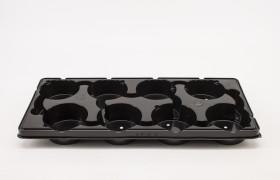 PET tray export 8 x 13cm 5°