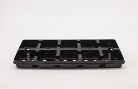 PET Tray export 10x11*11cm BG