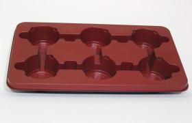 B-Tray 6x13 cm BG ZW