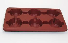 B-Tray 6x15 cm BG ZW