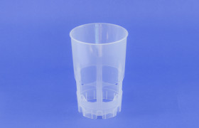 Teeltvaas voor pot 12 cm transparant