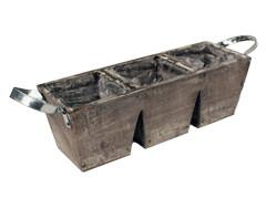 Pot/3 Dean hout L25xB8,5cm