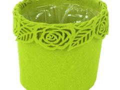 Pot Eden vilt ES10,5xH13cm licht groen