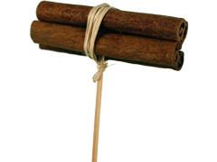 Bijsteker Kaneel bundel 8cm+50cm stok naturel