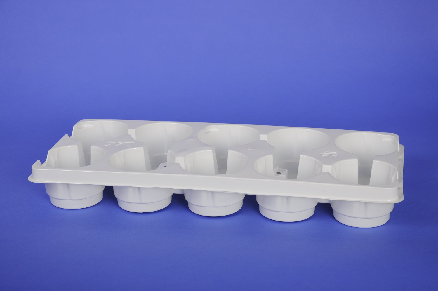 Tray 5×2 wit