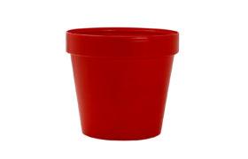 Classic pot red