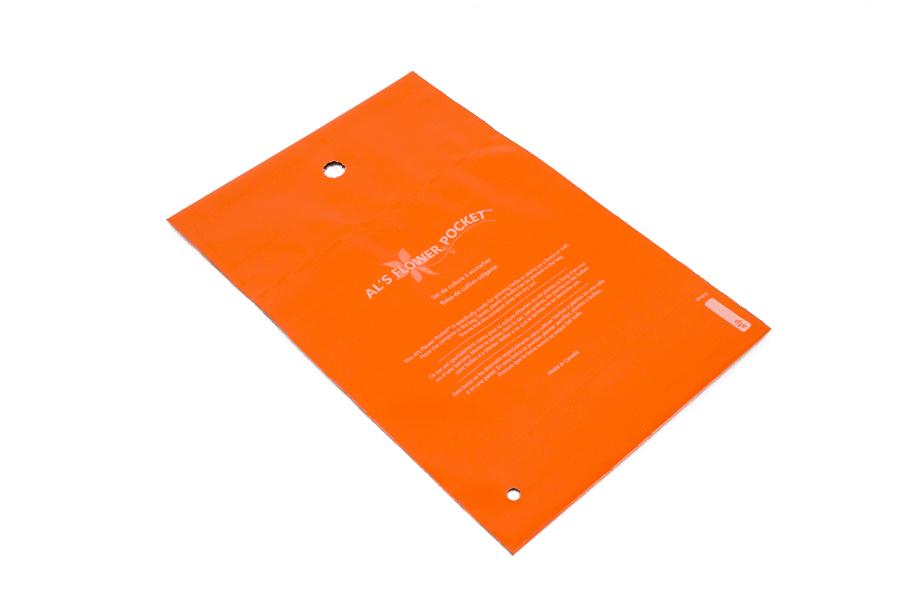 Pocket bag oranje