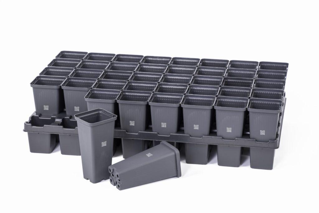 Bietenpotten en Tray met 2D QR-code - Van Krimpen