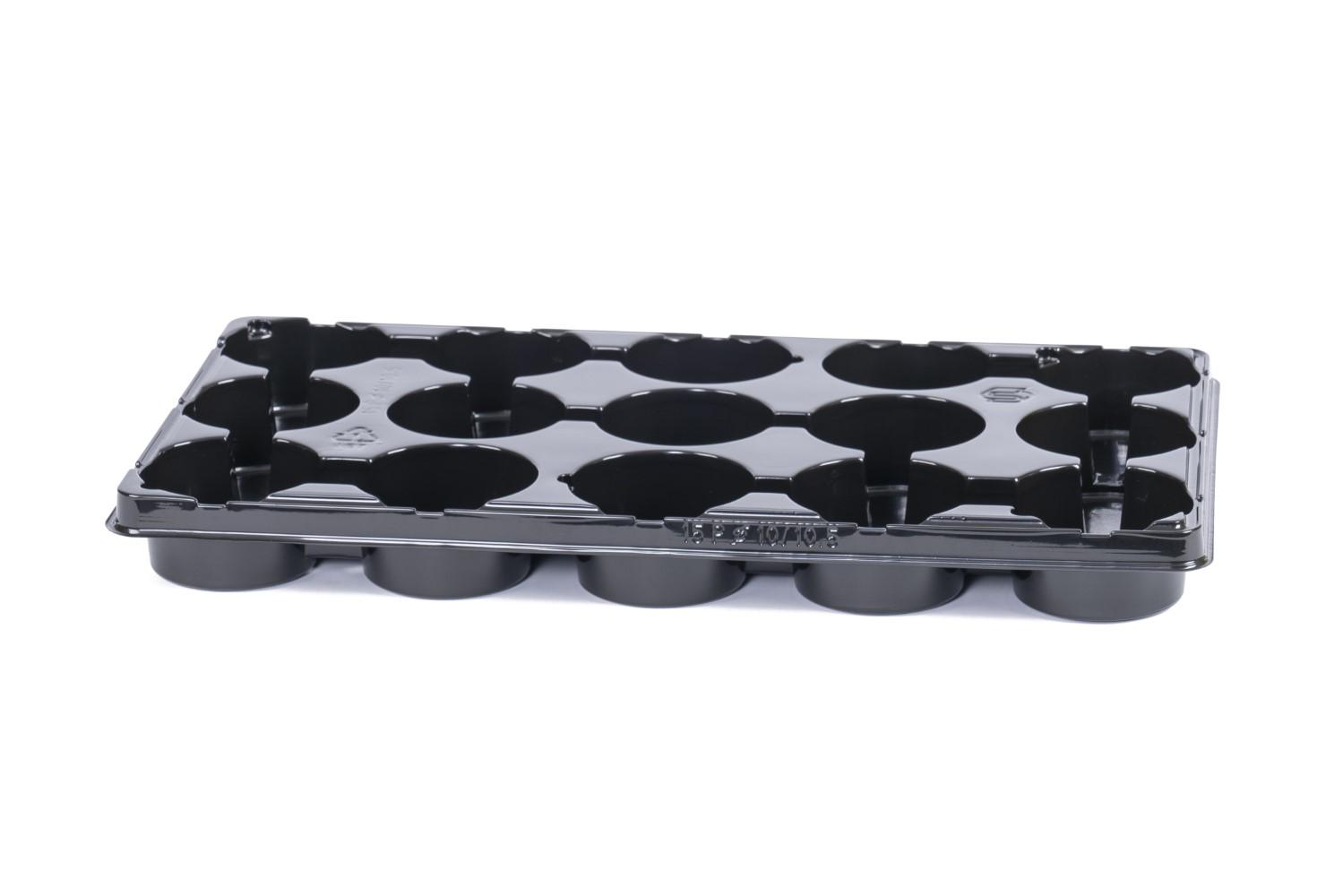 PET Tray 100744.000 zwart – 1