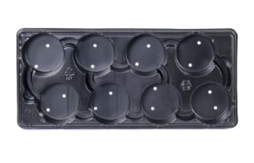 PET Tray 100765.000 zwart – 2