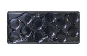 PET Tray 102667.000 zwart – 2