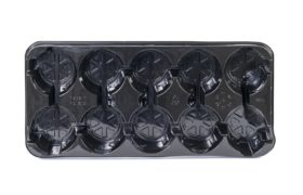 PET Tray 103587.000 NP410-SX30 zwart – 2