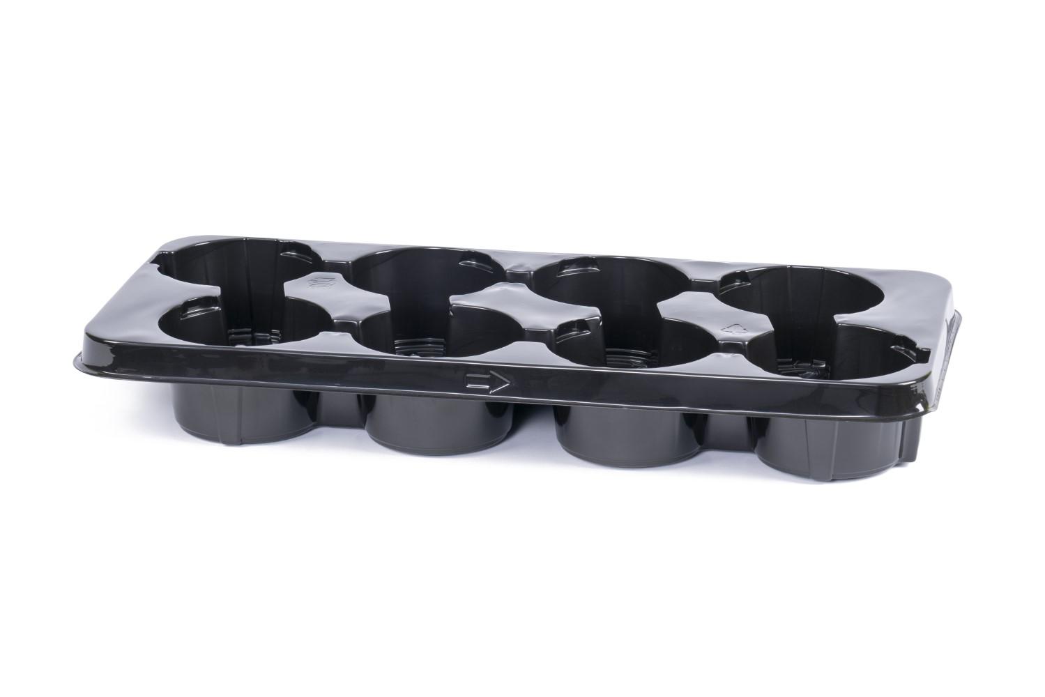 PET Tray 104297.000 zwart – 1