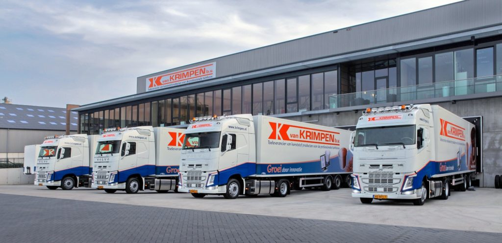 Vrachtwagens Van Krimpen