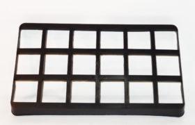 Maratray 18 vaks 9×9 cm