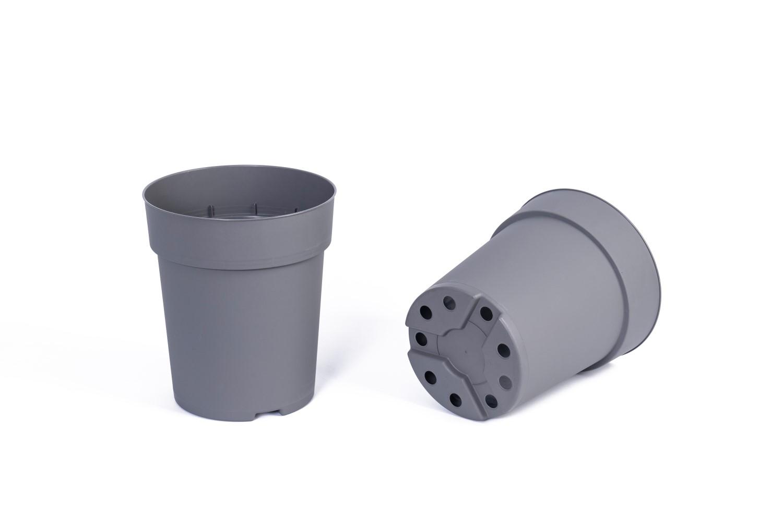 Pot 17 cm Hoog model YB 3ltr DT Gray